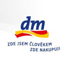 Drogerie DM logo