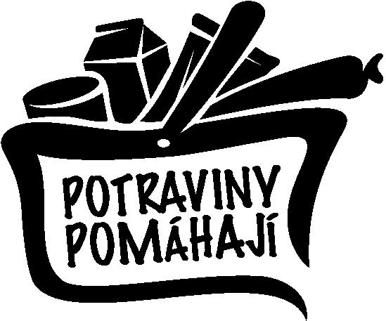 Potraviny pomáhají logo