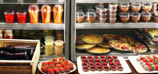 Jak pomocí obalů zmenšit jídelní odpad