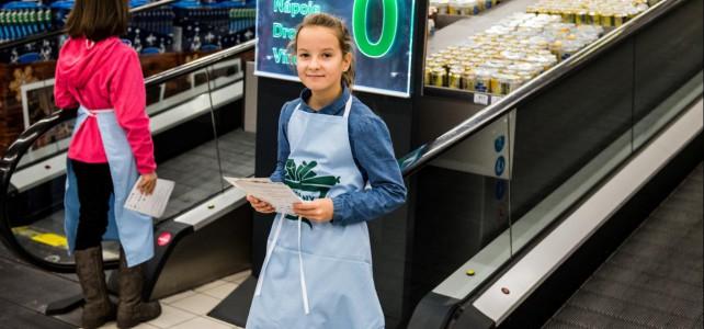 Třicet šampionů byznysu má plán, jak omezit plýtvání jídlem