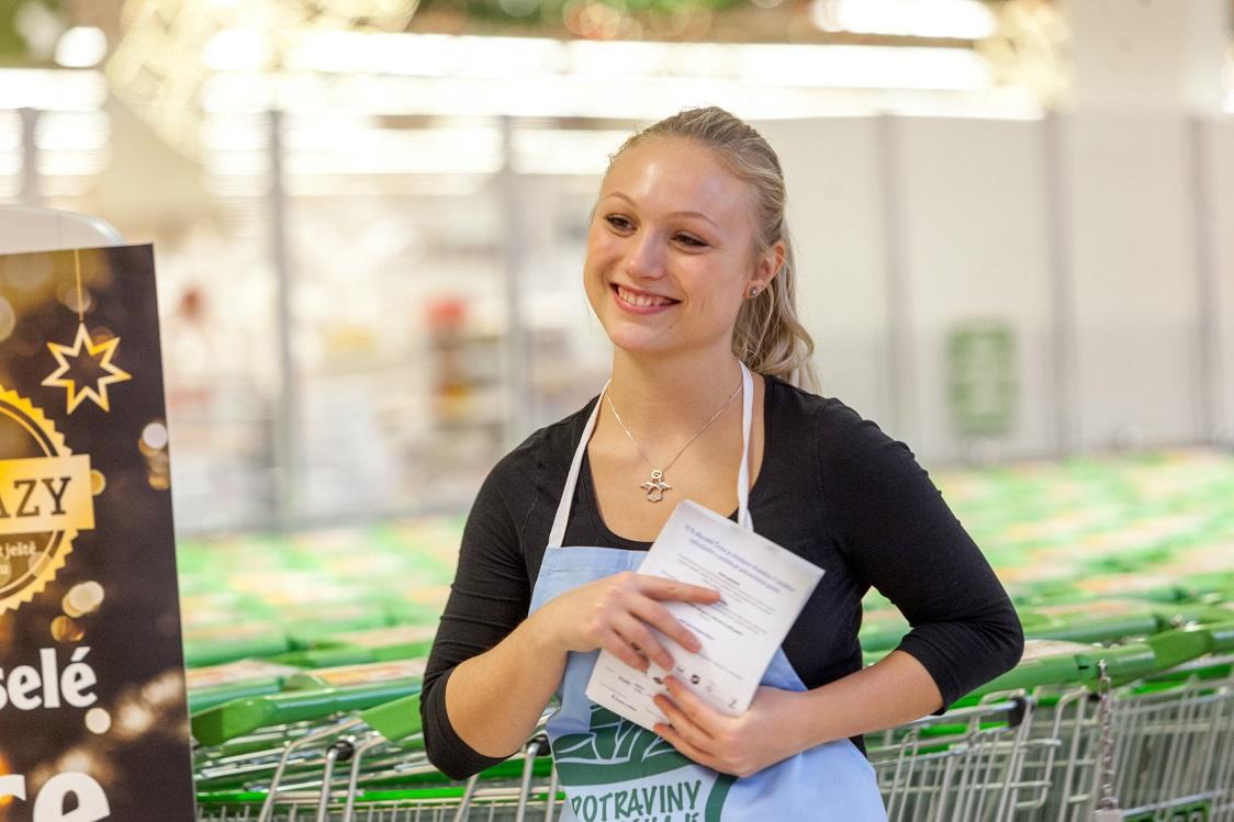 Zapište si do kalendářů a nenechte si Národní potravinovou sbírku ujít ani letos!