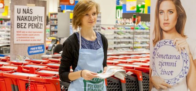 Další úspěch Národní potravinové sbírky, Češi darovali 236 tun jídla