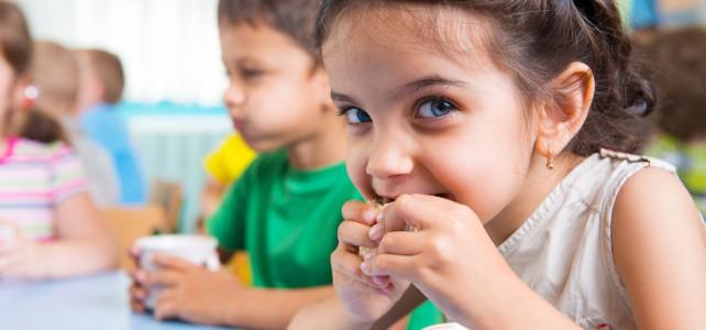 Do potravinové sbírky se zapojí i děti, budou vyrábět zdravé svačinky