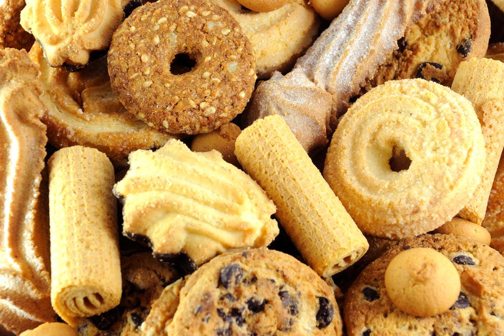 Příběh padesáti krabic sušenek
