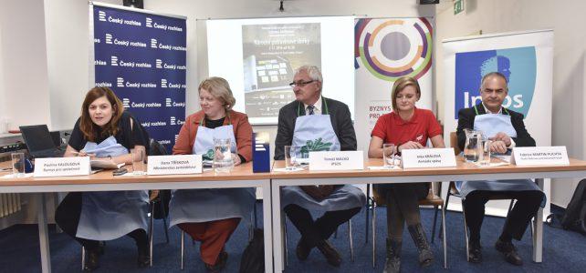 Národní potravinovou sbírku zná více než polovina Čechů