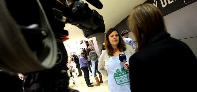 Video reportáž: Národní potravinová sbírka 2016