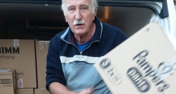 Zákazníci ROSSMANN darovali přes 1 tunu drogerie