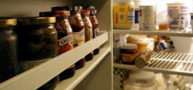 Veřejná lednice pomůže ústeckým studentům v boji proti plýtvání