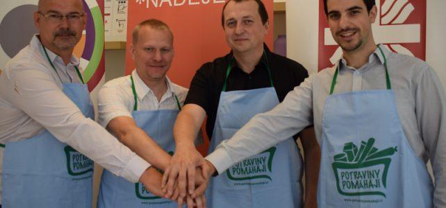 Podpisem Memoranda zahajujeme letošní přípravy Národní potravinové sbírky