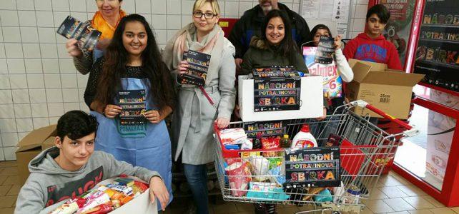 Ústecký Střekováček učí děti samostatnosti – pomáhají mu v tom i potraviny ze sbírky